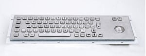 Metal Keyboards With Touchpad