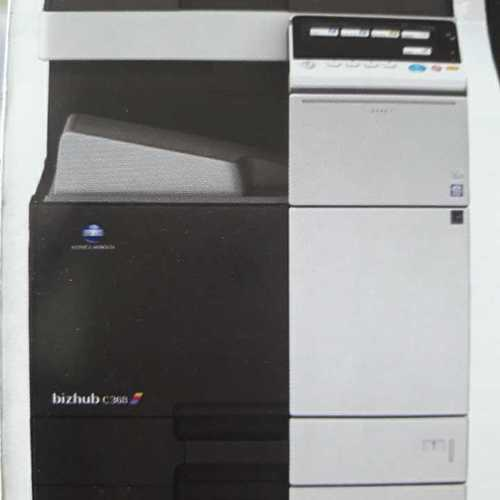 A3 Size Bh C258 Color Printer Color Print Speed: 25 Ppm