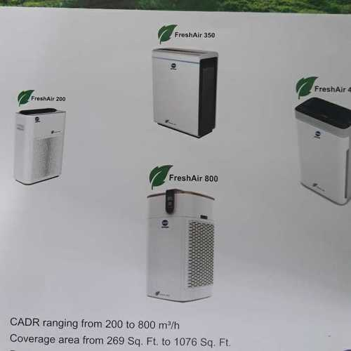 Full Automatic Air Purifier For Closed Room For Hotels, Hospitals, House Purpose