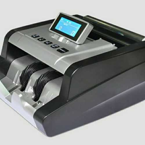 High Accuracy Cash Counting Machine Counterfeit Note Detection