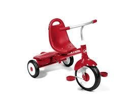 Single Seater Baby Tricycles