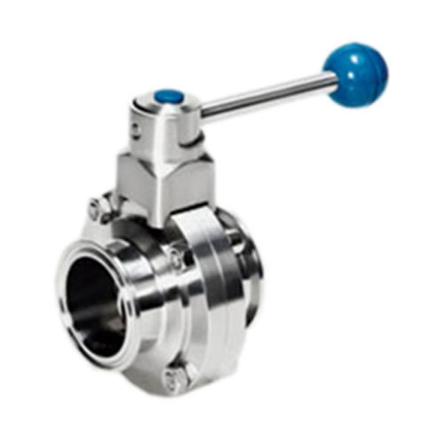 Butterfly Valve For Structure Pipe