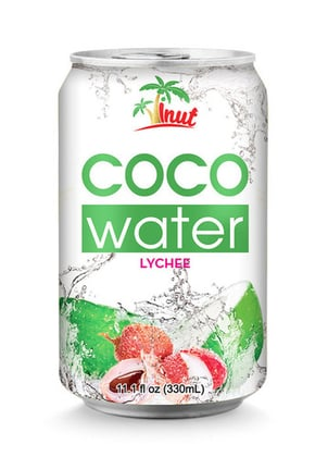 Coconut Water With Lychee Flavor
