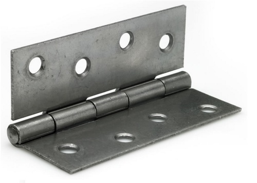 Iron Butt Hinges, Cutt Hinges