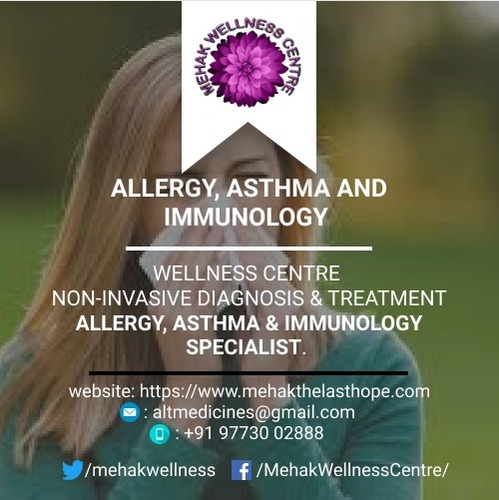 Medical - Allergy, Asthma And Immunology Service