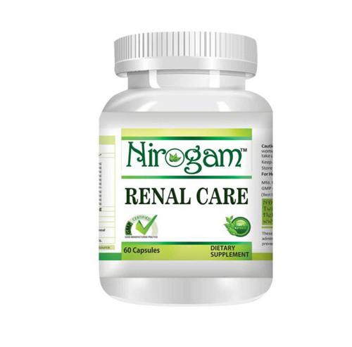 Nirogam Renal Care Capsules