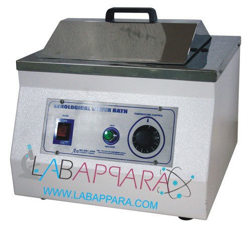 Serological Water Bath Labappara (Thermostatic)