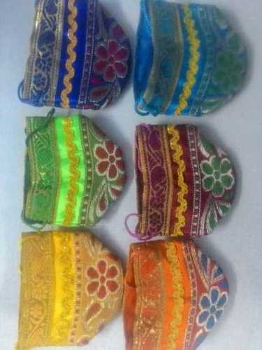 Viscose Jewellery Pouches