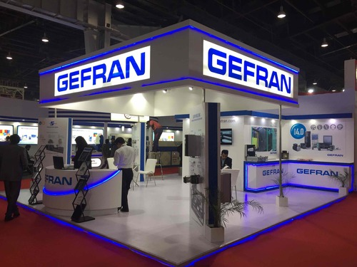 International Exhibition Stall Designing And Fabrication Service
