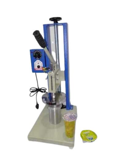 Portable Foil Sealing Machine