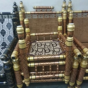 Pure Wooden Banquet Hall Chair
