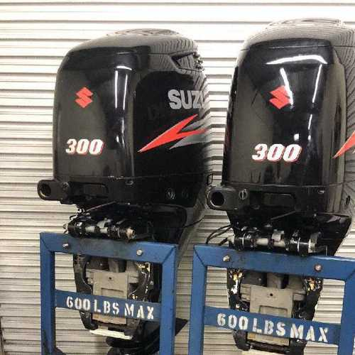 2018 Used Suzuki 300hp 4 Stroke Outboard Motor Engines At Best Price In New York New York Boathouse Marine Sales