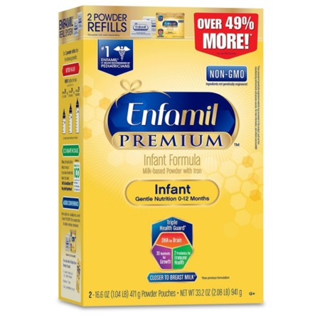 Enfamil Premium Newborn Milk Powdered Infant Formula