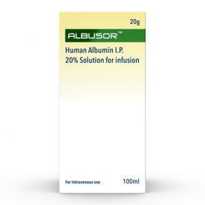 Human Albumin Infusion Solution