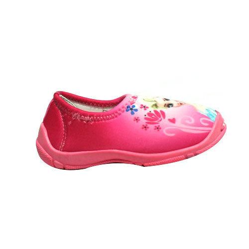 Pink Designer Kids Shoes at Best Price