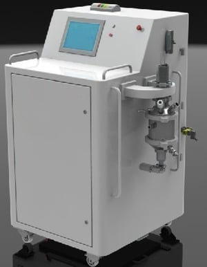 Microwave Synthesis With An Autosampler