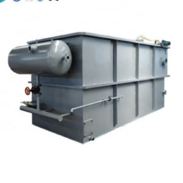 Sewage Dissolved Air Flotation Fitting DAF System For Refinery Wastewater