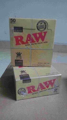 Classic Raw King Size Slim Rolling Paper