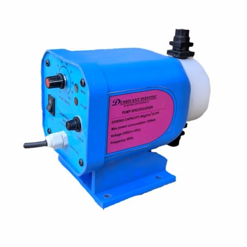 Industrial Chemical Dosing Pump