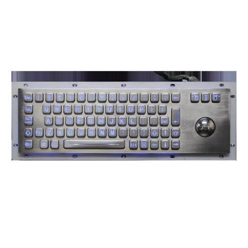 IP65 Vending Machine Metal Keypad
