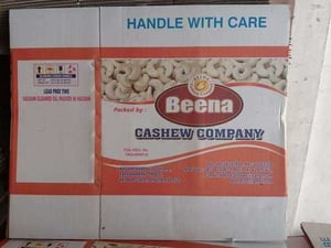 Natural Wholes Cashew Nuts
