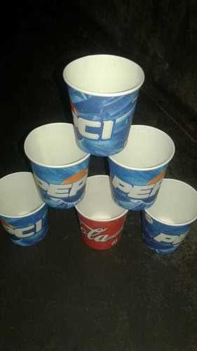 Printed Disposable Paper Cups