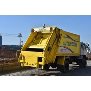 Truck Mounted Garbage Compactor