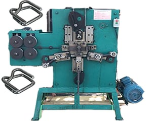 Composite Cord Strapping Buckle 5/8 Machine