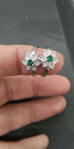 Pure Silver Toe Ring
