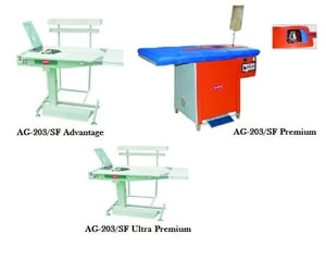Shirt Pressing and Folding Table