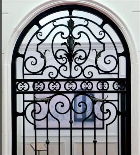 Wrought Iron Window Grill