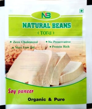 Organic and Pure Soy Paneer