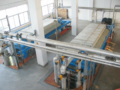 Automatic Palm Oil Fractionation Plant