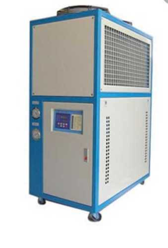 5tr Air Cooled Chilling Plant With Shell And Tubes Chiller
