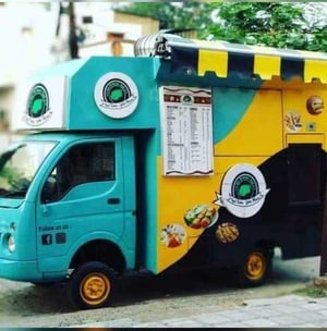 Commercial Catering Van Services