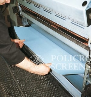 Non-Adhesive Calibrated Polyester Foils