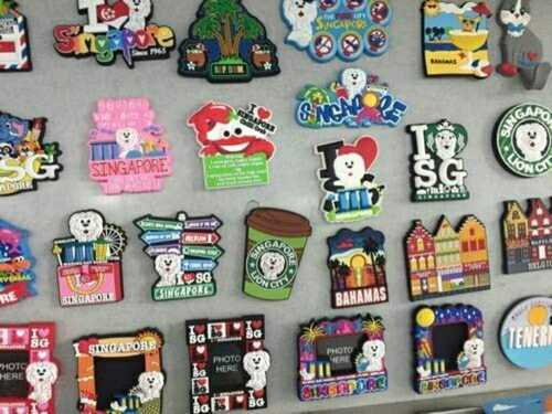 Printed Magnets Paper Sticker