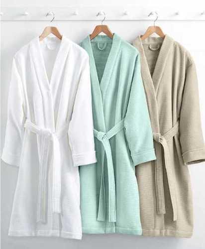 Soft Organic Cotton Bathrobe