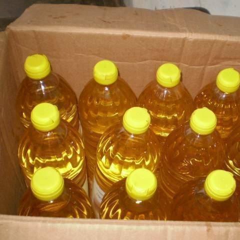 Grade 1 Refined Sunflower Oil