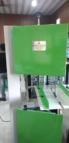 Green Own Brand Fully Automatic Tissue Paper Making Machine
