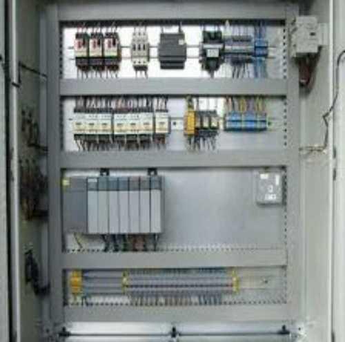 Single Phase Plc Control Panel