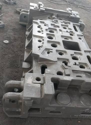 Cast Iron Machine Bed