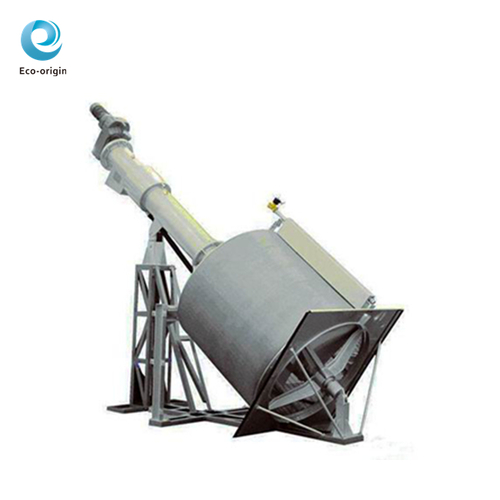 ECOR Rotary Drum Screen For Sewage Pretreatment