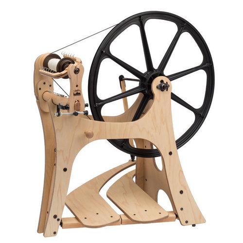 Perfect Finish Spinning Wheel