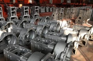 Tractor Parts Casting