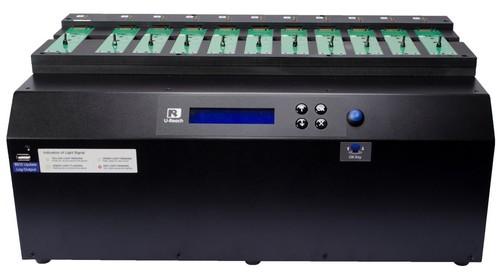1-10 PCIe SSD (M.2/U.2) Duplicator and Sanitizer-PE1100