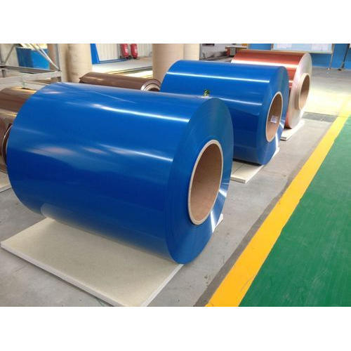 Color Coated Coil Application: Industrial