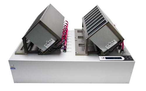 HDD Duplicator and Sanitizer Machine (1:15 CRU)