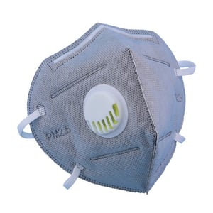 N95 Anti-Dust PM2.5 Face Masks With Breathing Valve