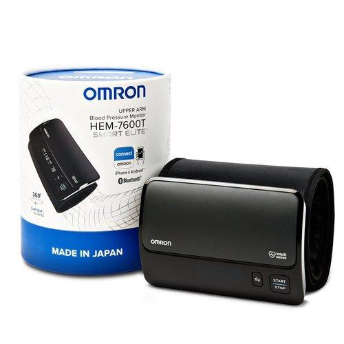 Omron Bp Monitor -Hem 7600t